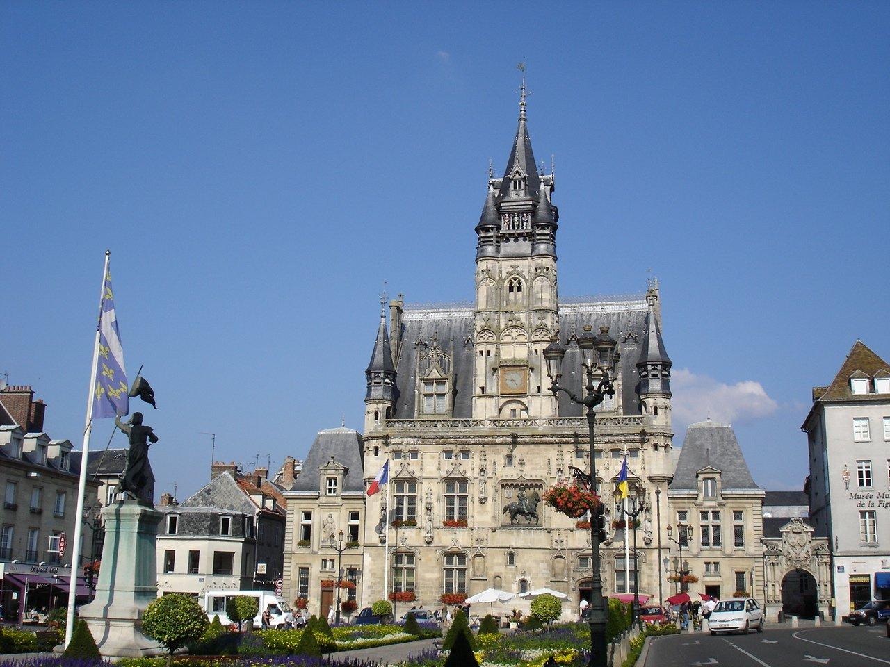 Stadhuis Compiègne