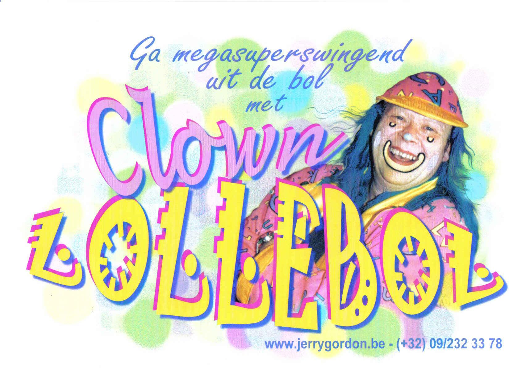 clown LOLLEBOL